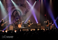 Blackberry Smoke May 2018
